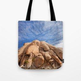 Joshua Tree Rocks Tote Bag