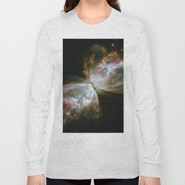 The Butterfly Nebula Long Sleeve T-shirt
