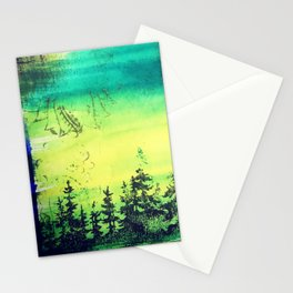 Resting Season Stationery Cards