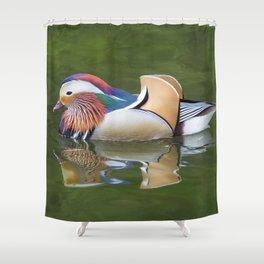 Mandarin Shower Curtain