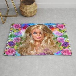 Barbie Rug