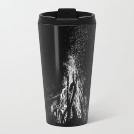 Camp Fire Vibes Travel Mug
