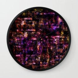 Reprisal Wall Clock