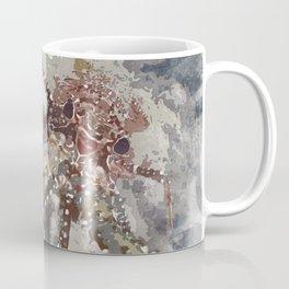 Lobster Watercolor Coffee Mug
