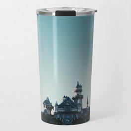Disneyland at Dusk Travel Mug