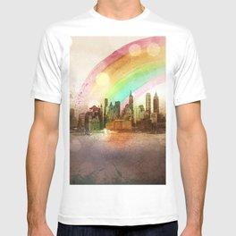 NYC Sky T-shirt