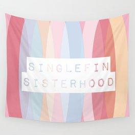 Singlefin Sisterhood Wall Tapestry