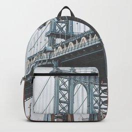 Dumbo Brooklyn New York City Backpack