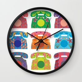 iRetro Wall Clock