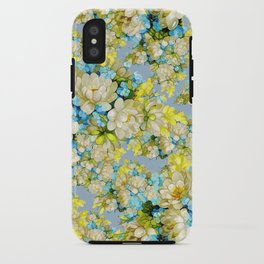 Sea of Flowers iPhone Case