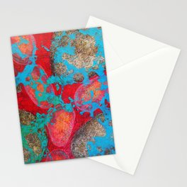 Pond Scum Stationery Cards