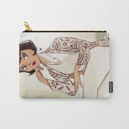Miss Fisher - Fan Art Carry-All Pouch