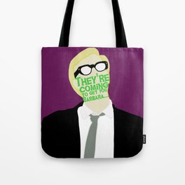 Night of the Living Dead I Tote Bag
