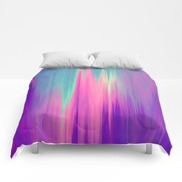 Beautiful Mermaid Colors Comforters