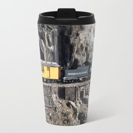 Durango & Silverton Railroad Horseshoe Turn Travel Mug