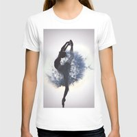 dancer T-shirts featuring Dancer by Judy Hung
