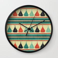 Ocean Adventure East Wall Clock