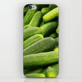 Cukes iPhone Skin
