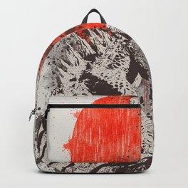 Godzilla vs kong 1 Backpack