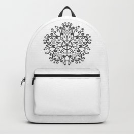 A Beautiful Star with a Pattern style Fashion Modern Design Print! Backpack