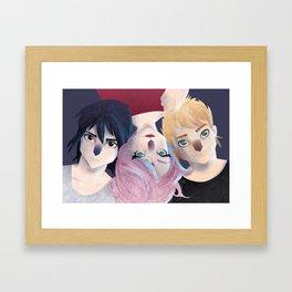 Immortals Framed Art Print