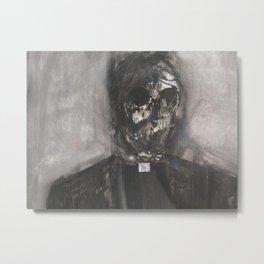 Danger Priest Is What he was Metal Print