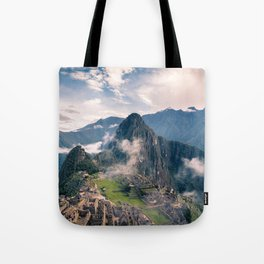 Mountain Peru Tote Bag