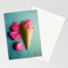 One Scoop or Two Stationery Cards