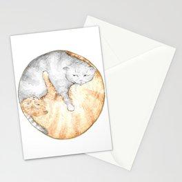Cat`s harmony Stationery Cards