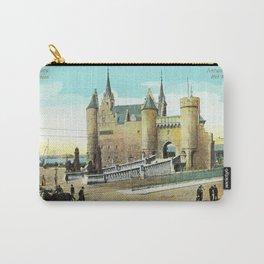Antwerpen Antwerp Steen medieval castle Carry-All Pouch