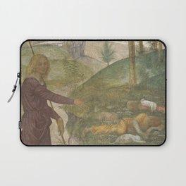 Bernardino Luini - Cephalus and the Nymphs Laptop Sleeve