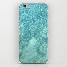 Virgin Island Waters iPhone Skin