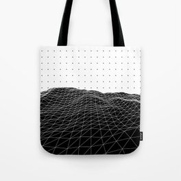 Terra Graphica Tote Bag