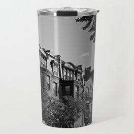 Along the City Streets Travel Mug