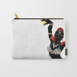 Tattooed Dancer Carry-All Pouch