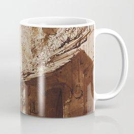 Dutch Farmhouse in Light and Shadow Coffee Mug