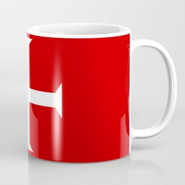 hospitaller knights cross Coffee Mug