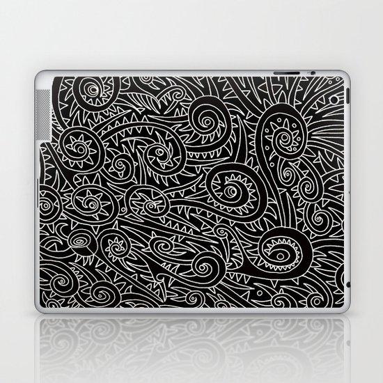 - burnt - Laptop & iPad Skin