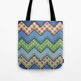 My Lovely Jeans Tote Bag