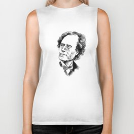 Gustav Mahler Biker Tank