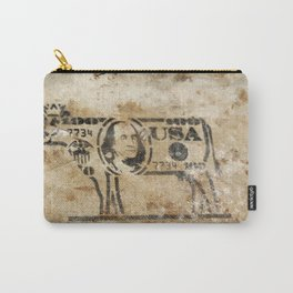 Cash Cow Carry-All Pouch