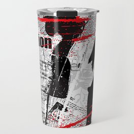 GRUNGE FASHIONISTA Travel Mug