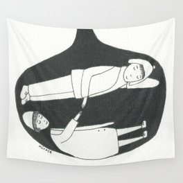 let's hibernate Wall Tapestry
