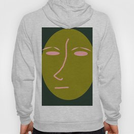Simple Face Hoody