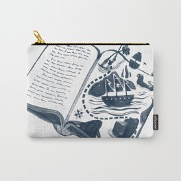A Vivid Imagination Carry-All Pouch