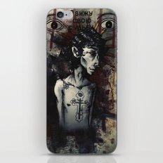 dante iPhone & iPod Skin