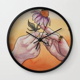 I Always Stayed Wall Clock