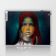Chalchiuhtlicue Laptop & iPad Skin