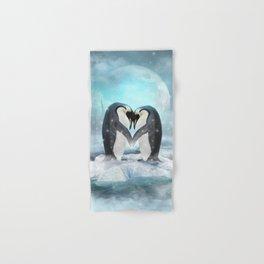 Listen Hard (Penguin Dreams) Hand & Bath Towel