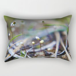 Small Things Rectangular Pillow